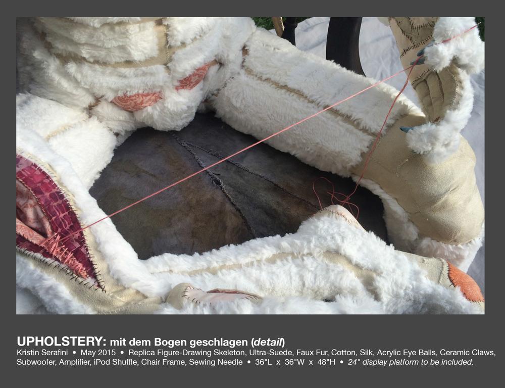Upholstery-detail